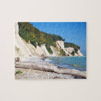 Chalk Cliffs, Ruegen Puzzles
