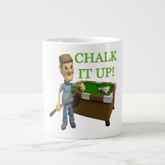 Chalk It Up Jumbo Mug