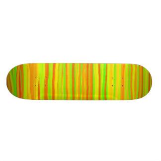 Chalk Lines 21.6 Cm Skateboard Deck