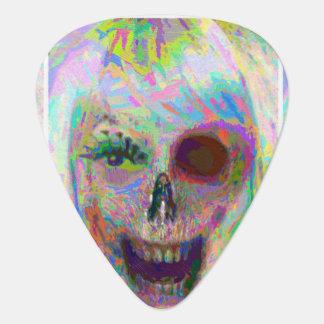Chalk Zombie Guitar Picks Plectrum