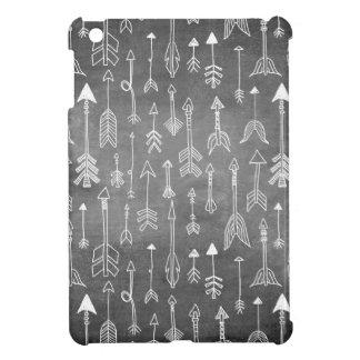 Chalkboard Arrow (black) iPad Mini Cases
