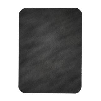Chalkboard Background Gray Black Chalk Board Blank Rectangular Photo Magnet