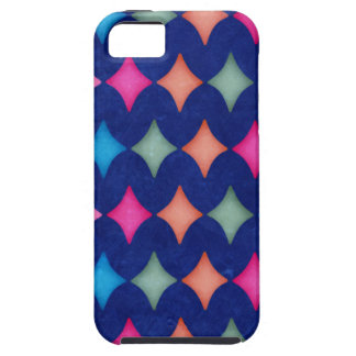 Chalkboard Circus Pattern iPhone 5 Cover