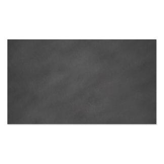 Chalkboard Gray Background Grey Chalk Board Black Pack Of Standard Business Cards