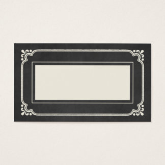 Chalkboard Union   Wedding Place Cards