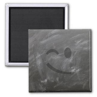 Chalkboard Wink Magnet