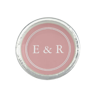Chalky Pastel Pink Wedding Party Set