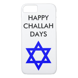 Challah Days iPhone Case
