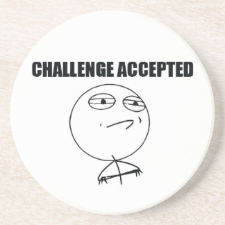 Challenge Accepted Coaster