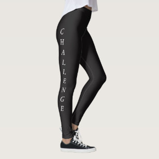 Challenge Accepted Leggings