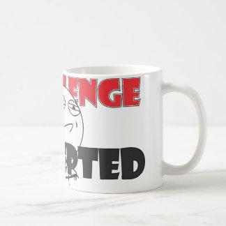 Challenge Accepted Mug! Basic White Mug