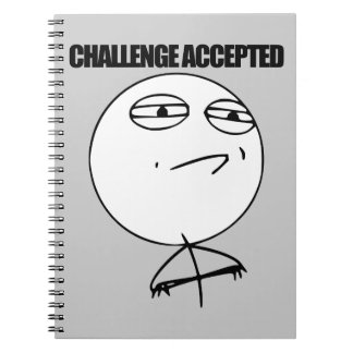 Challenge Accepted Notebooks