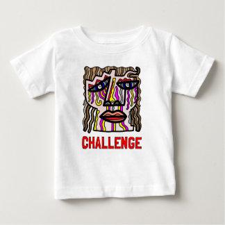 """Challenge"" Baby Fine Jersey T-Shirt"