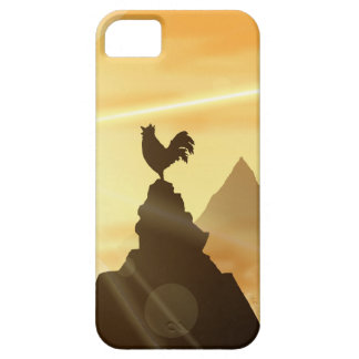 Challenge the Sun iPhone 5 Cover