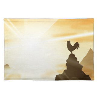 Challenge the Sun Placemat