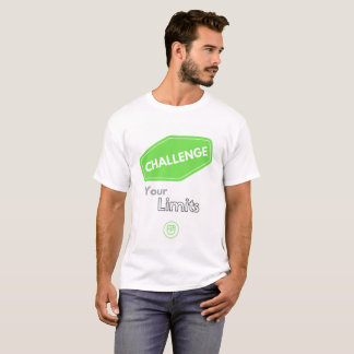 Challenge Your Limits T-Shirt