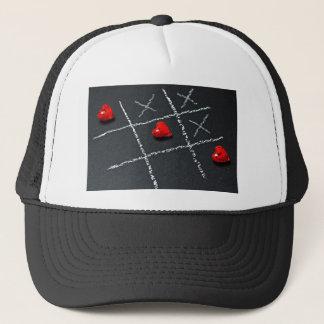 Challenged love trucker hat