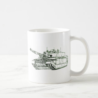 Challenger 2 MBT Coffee Mug