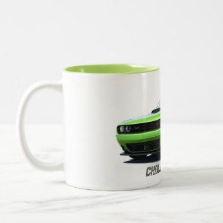 Challenger Coffee Mug #1