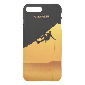 """CHALLENGES"" custom name phone cases"