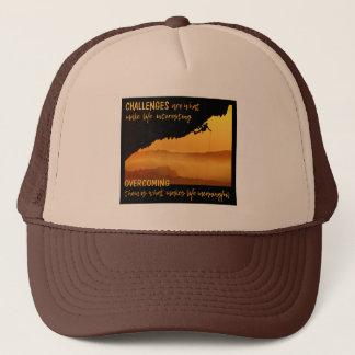 CHALLENGES trucker hats