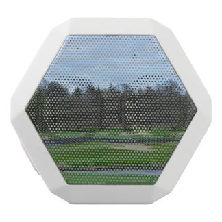 Challenging Golf Course White Boombot Rex Bluetooth Speaker