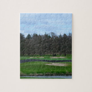 Challenging Golf Course Jigsaw Puzzle
