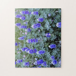 Challenging Lupin Wild Flower Puzzle