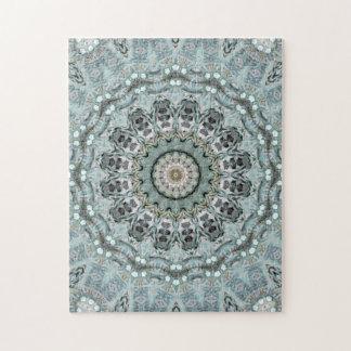 Challenging Window to the World Mandala Jigsaw Puzzle