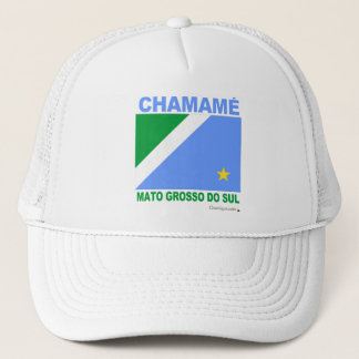 Chamamé Mato Grosso of the South Trucker Hat
