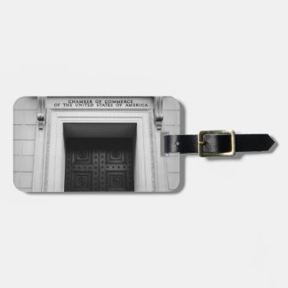 Chamber of Commerce Luggage Tag