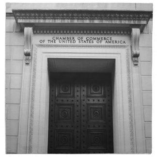 Chamber of Commerce Napkin