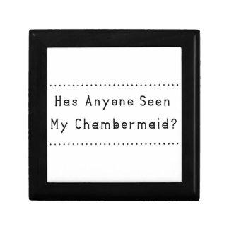 Chambermaid Gift Box