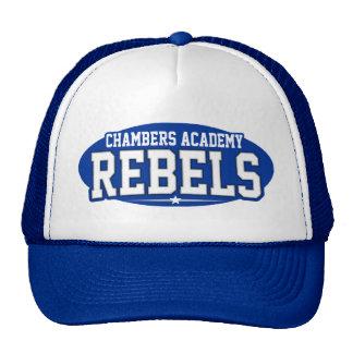 Chambers Academy; Rebels Cap