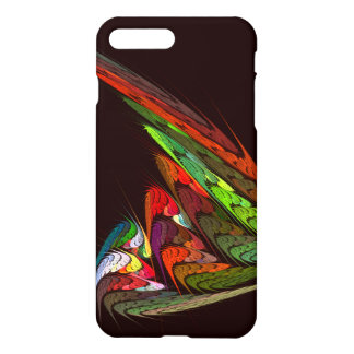Chameleon Abstract Art Glossy iPhone 8 Plus/7 Plus Case