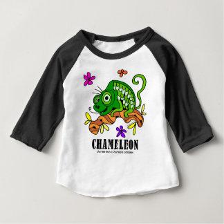 Chameleon by Lorenzo © 2018 Lorenzo Traverso Baby T-Shirt