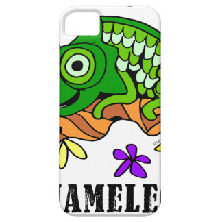 Chameleon by Lorenzo © 2018 Lorenzo Traverso iPhone 5 Case