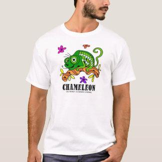 Chameleon by Lorenzo © 2018 Lorenzo Traverso T-Shirt