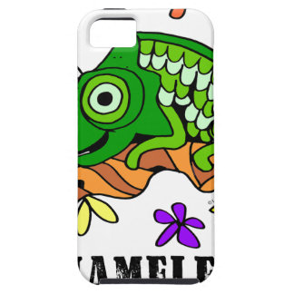 Chameleon by Lorenzo © 2018 Lorenzo Traverso Tough iPhone 5 Case