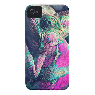 chameleon #chameleon iPhone 4 Case-Mate case