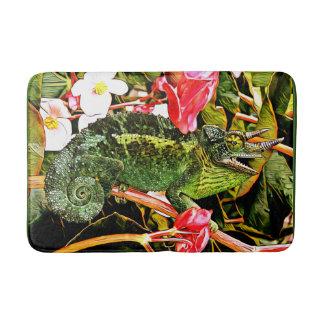 Chameleon Charisma Bath Mat