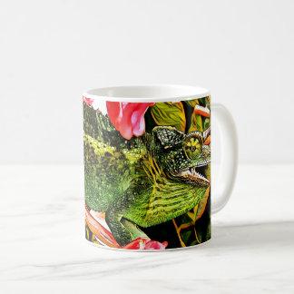 Chameleon Charisma Coffee Mug