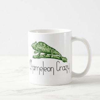 Chameleon Crazy Coffee Mug