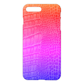 Chameleon Lizard Chameleon Reptile Kawaii Gecko iPhone 8 Plus/7 Plus Case