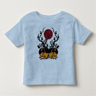 Chameleon Moon Toddler T-Shirt