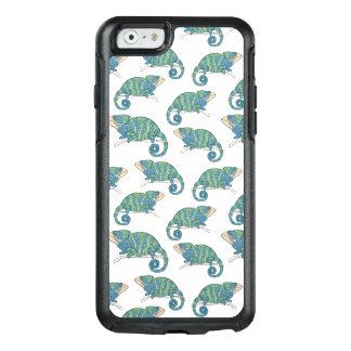 Chameleon Pattern OtterBox iPhone 6/6s Case