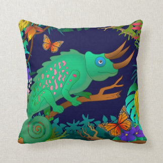 chameleon pillow
