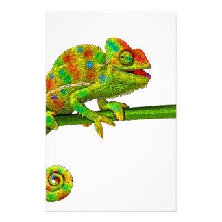 Chameleon Stationery