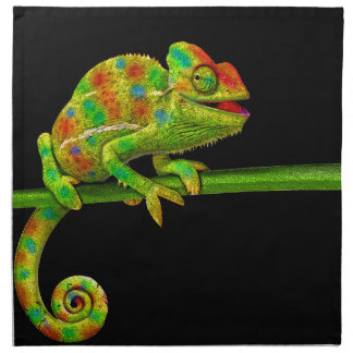 Chameleons Napkin