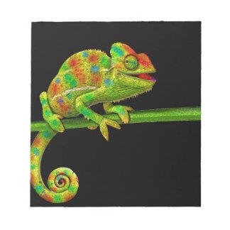 Chameleons Notepad